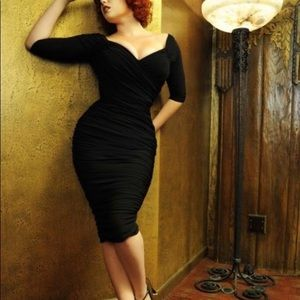 Pinup Girl Clothing/Laura Burns Monica Dress